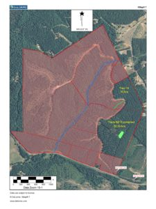 greenhill aerial map